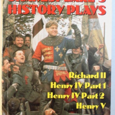 FOUR TALES FROM SHAKESPEARE ' S HISTORY PLAYS by WILLIAM SHAKESPEARE , 1994