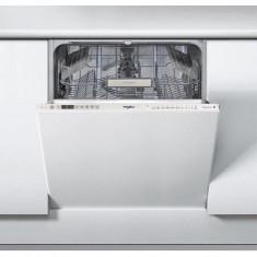 Masina de spalat vase incorporabila Whirlpool WKIO 3T123 6P, 14 seturi, 10 programe, Al 6-lea Simt, PowerClean Pro, 60 cm, clasa A++