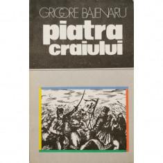 Piatra craiului - Grigore Bajenaru