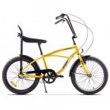 Bicicleta Pegas Strada Mini, 3S, Galben Bondar