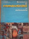 Economia De Combustibil La Automobile - C. Arama A. Serbanescu ,297734