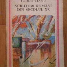 Scriitori Romani Din Secolul Xx - Tudor Vianu ,300331