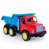 Camion Dolu, remorca pentru transport, 83 cm, 3 ani+