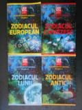COLECTIA HOROSCOP UNIVERSAL. ZODIACUL EUROPEAN,CHINEZESC, LUNII, ANTIC  4 volume