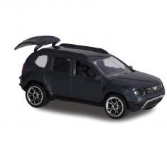 Masina de jucarie pentru copii - Macheta Dacia Duster Negru 7,5 cm