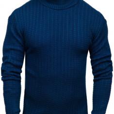 Maletă albastră bărbați Bolf 315
