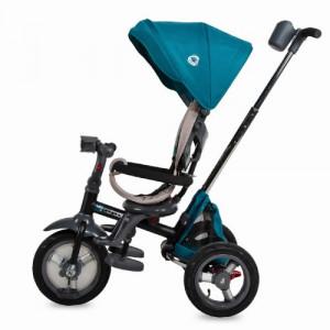 Tricicleta Multifunctionala 4in1 cu Sezut Reversibil Velo Air Galben