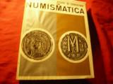 Studii si Cercetari Numismatice vol. IV - Ed. Academiei RSR ,547 pag