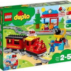 LEGO® DUPLO® - Trenulet cu aburi (10874)