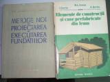 ELEMENTE DE CONSTRUCTII SI CASE PREFABRICATE DIN LEMN N. I. COTTA
