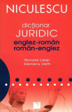 Dictionar juridic englez-roman / roman-englez | Klemens Veth