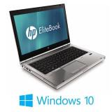 Laptop HP EliteBook 8460p, i5-2520M, Win 10 Home