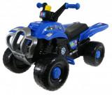 Quad cu pedale Blue Police