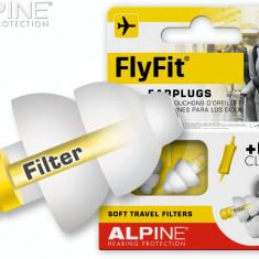 Fly Fit – Dopuri de urechi pt. calătorii