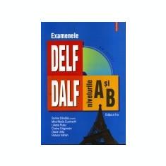 Examenele DELF DALF nivelurile A si B