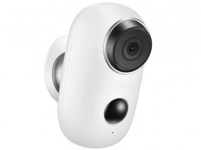 Camera wireless pe baterii 1080P FHD,IR 10m, IP 65, audio bidirectional, slot card SD, PIR, RH-BC02T foto