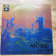 PINK FLOYD - MORE (1969,COLUMBIA/EMI,UK) vinil vinyl