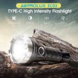 Lanterna Astrolux 6700 lumeni + acumulator Samsung 40T