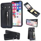 Caseta de telefon din piele PU+TPC, eleganta, pentru iphone X/8p/8/7p/7/6p/6 Case For Samsung S9/s9plus/note8