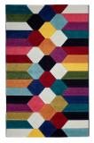 Covor Drept Multicolor 3151A 125x200cm