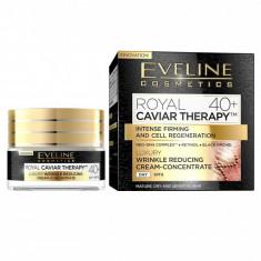Crema concentrata anti-rid Eveline Cosmetics Royal Caviar Therapy 40+ 50ml