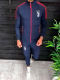 Trening JUVENTUS TORINO - Bluza si pantaloni conici - Modele noi - 1287, S, Din imagine