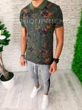 Tricou slim fit polo -  tricou barbati - tricou fashion - A5377