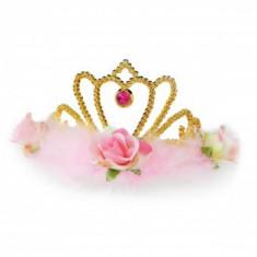 Accesoriu Copii deghizare Coroana Pink Rose