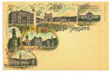3739 - TIMISOARA, Litho, Romania - old postcard - unused, Necirculata, Printata