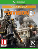 Tom Clancy S The Division 2 Gold Edition Xbox One