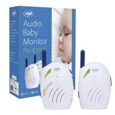 Resigilat : Audio Baby Monitor PNI B5000 wireless si duplex