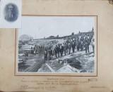 Linia Galati-Reni. Fotografie originala, 1927