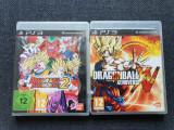 Pachet jocuri Dragon Ball - PS3 (Playstation 3), Actiune, 12+, Single player, Namco Bandai Games