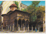 Bnk cp Bucuresti - Biserica Stavropoleos - necirculata - Kruger 1134/8, Printata