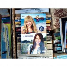 Hannah Montana la pelicula la novelization , Lywayway Alonso Mendoza , 2009