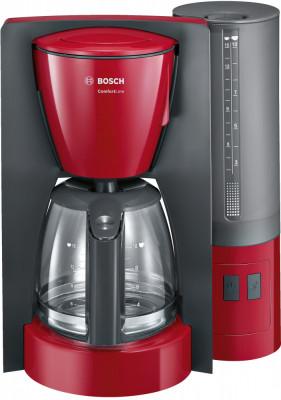 Filtru de cafea ComfortLine Bosch, 1200W, Roşu TKA6A044 foto