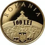 SET 4 Monede - 100 ani Victorii Armata: Mărăști, Mărășești și Oituz