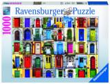 Cumpara ieftin PUZZLE USILE LUMII, 1000 PIESE, Ravensburger