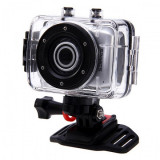 Aparat Foto si Camera Subacvatica Action Camrecorder, HD, Memorie interna