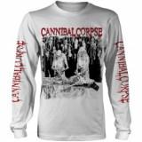 Tricou Maneca Lunga Cannibal Corpse: Butchered At Birth