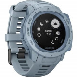 Ceas Smartwatch Garmin Instinct, GPS, Albastru deschis