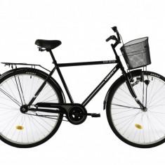 Bicicleta Oras Kreativ 2811 520mm Negru Alb 28
