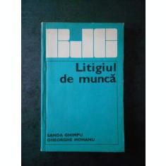 SANDA CHIMPU - LITIGIUL DE MUNCA