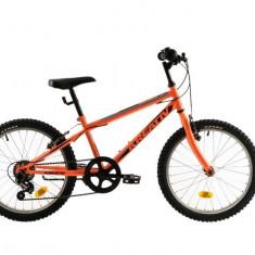 Bicicleta Copii Kreativ 2013 Portocaliu Aprins 20 inch