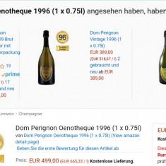 Șampanie dom Perignon vintage 1996/2000