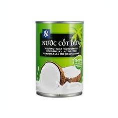 Lapte de Cocos cu 17-19% Grasime 400ml Nu Oc Cot Dua Cod: HS8109