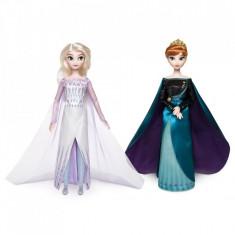 Set papusi Anna si Elsa Frozen 2