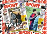 Ziare Prosport anii 1990-2014.
