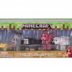 Set Figurine Minecraft - Animale Salbatice (6 piese)