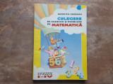 Angelica Gherman - Culegere de exercitii si probleme de matematica, clasele I-IV